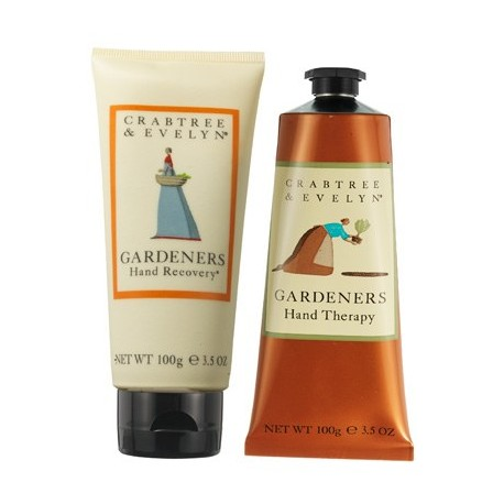 Crabtree And Evelyn Gardeners Hand Recovery How To Use Garden Ftempo