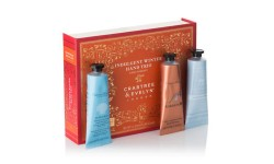 Indulgent Winter Hand Trio hand Therapy de Crabtree & Evelyn