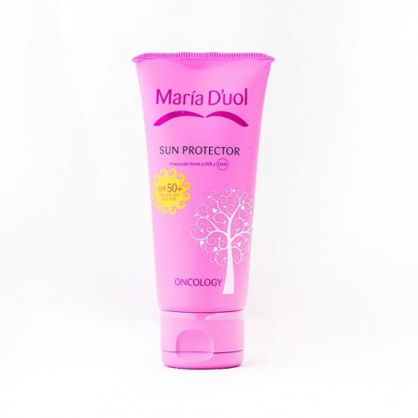 Sun Protector SPF50+ de MARÍA D'UOL ONCOLOGY