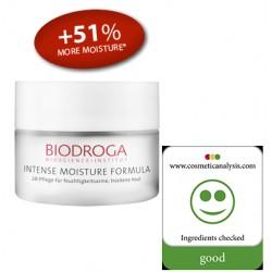 Intense Moisture Formula. Hidratante Intensa Piel Seca 24h. Intense Moisture Formula Dry Skin 24h. 50 ml