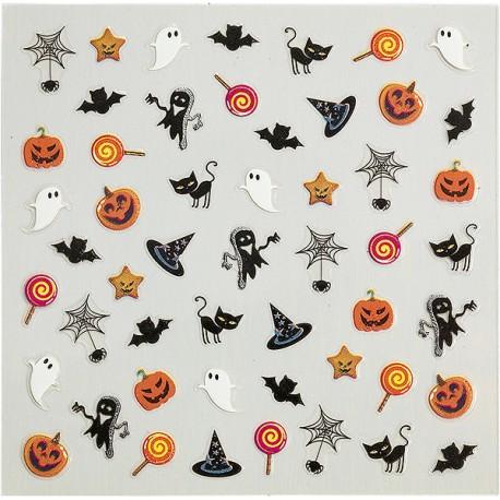 adornos adhesivos para uas halloween 149897 - Adornos Halloween