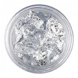 Papeles Metalizados Para Uñas Plata 149138