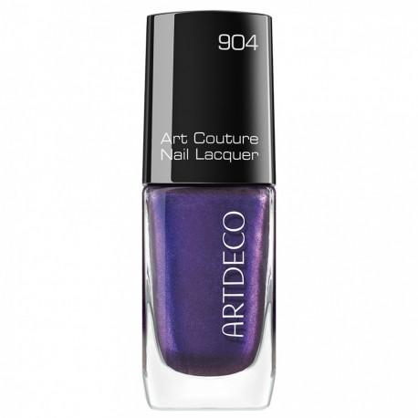"Art Couture Nail Lacquer. Esmalte de uñas Nº904 ""Royal Purple"" de ARTDECO"