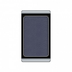 Eyeshadow Matt. Sombra Mate. Nº 586. Dark Blue