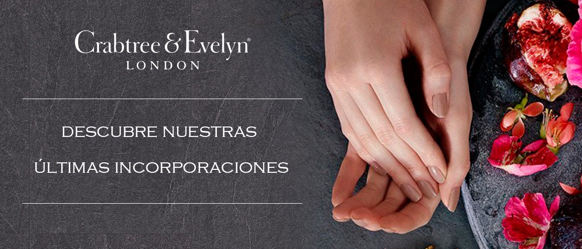 Nuevos productos Crabtree & Evelyn