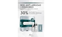 Box Antiarrugas + Equilibrio bdr La Cápsula del Tiempo