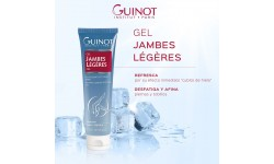 Gel piernas ligeras de GUINOT