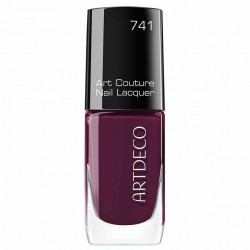 Art Couture Nail Lacquer. Esmalte de Uñas Art Couture. Nº 741. Couture Purple Emperor