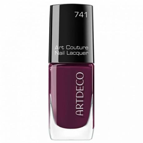 Art Couture Nail Lacquer. Esmalte de Uñas Art Couture. Nº 741. Couture Purple Emperor