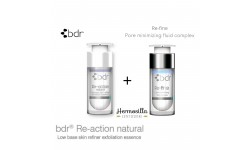 Re-fine + Re-action Natural de BDR
