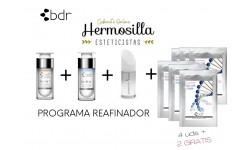 Programa reafinador de poros de BDR