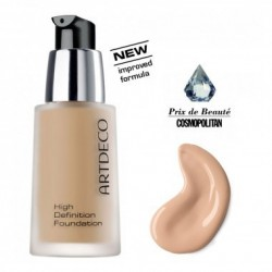 High Definition Foundation. Bases High Definition Foundaiton. Nº52 Warm Ivory. 30ml