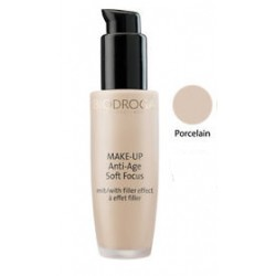 Maquillaje Antiedad Soft Focus. Anti-Age Soft Focus Make-up. Nº 1 Porcelain. 30ml