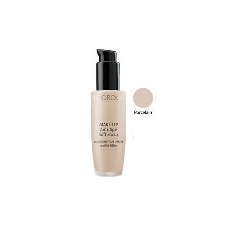 Maquillaje Antiedad Soft Focus. Anti-Age Soft Focus Make-up. Nº 1 Porcelain. 30ml