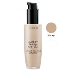 Maquillaje Antiedad Soft Focus. Anti-Age Soft Focus Make-up. Nº 3 Honey. 30ml