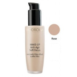 Maquillaje Antiedad Soft Focus. Anti-Age Soft Focus Make-up. Nº 5 Rose. 30ml